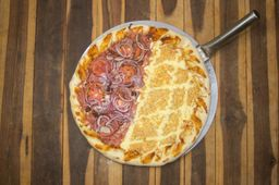 Pizza Salgada 2 Sabores