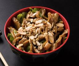 Salada Shimeji.