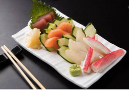 6 Sushis e 6 Sashimis - Combinado