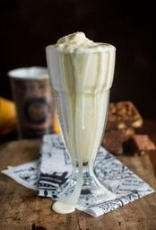 Milk Shake Baunilha 350ml