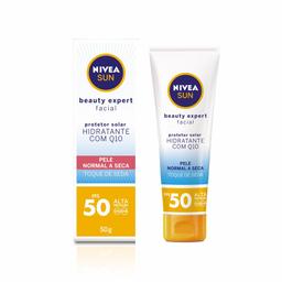 Protetor Solar Facial Nivea Exp N/S F50 50 g
