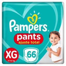Pampers Fralda Descartável Confort Sec Pants Xg