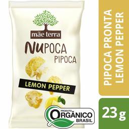 Pipoca Orgânica Mãe Terra Lemon 23 g