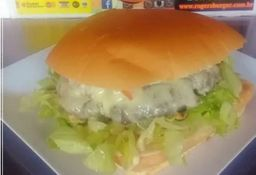 96. ROGER'S BURGUER PICANHA