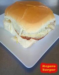 100. Roger's x-burger