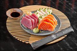 Sashimi Misto - 12 Peças