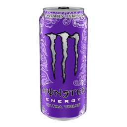 Energético Monster Ultra Violet Zero 473 mL