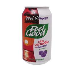 Chá Vermelho Feel Good com Amora Lata