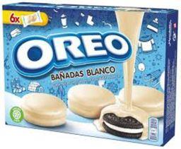 Oreo Bañadas Blanco Chocolate Branco - 246 g - Cód. 289078