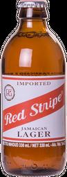 Cerveja Red Stripe - 330 mL - Cód 290128