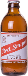 Cerveja Red Stripe - 330 mL - Cód 290128