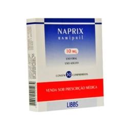 Libbs Naprix 10 mg 30 Comprimidos