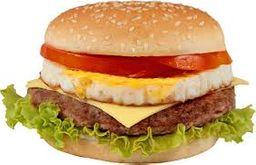 Hambúrguer Egg Burguer