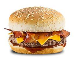 Hambúrguer X Bacon