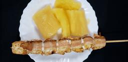 Espeto Simples - Frango com Bacon