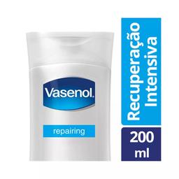 Vasenol Loção Hidratação Total Nutrição Do Cacau