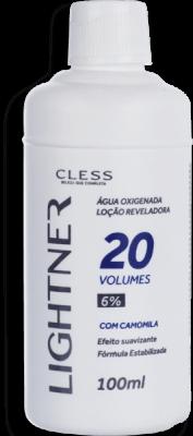 Lightner Água Oxigenada Cless 20 Volumes