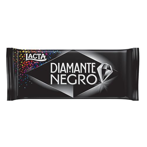 Chocolate Lacta Diamante Negro 90 g