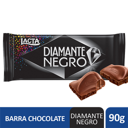 Chocolate Lacta Diamante Negro 90 g