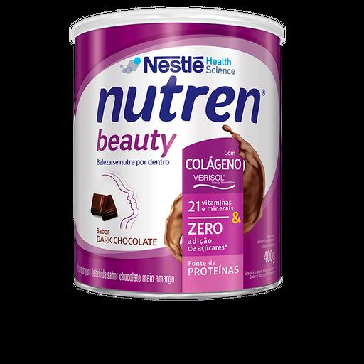 Nestlé Nutren Beauty Suplemento Alimentar Dark Chocolate