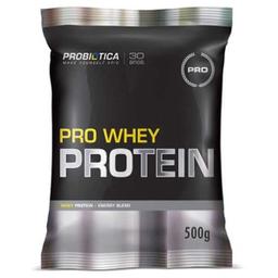 Pró Whey Protein Probiótica Chocolate 500 g