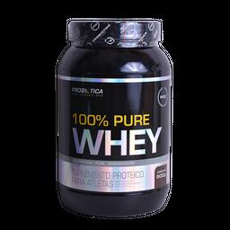 Suplemento Alimentar Whey de Chocolate 100% Pure Probiótica