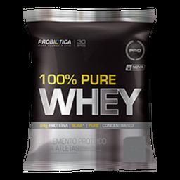 Suplemento Chocolate 100% Pure Whey 33 g