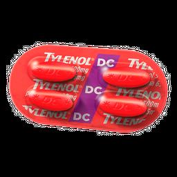 Tylenol Dc 6x