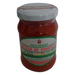 Geleia Fogo Mineiro De Pimenta 200 g
