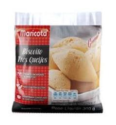 Biscoitinho Xodó De Minas Três Queijos 1 Kg