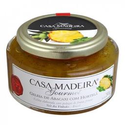 Geleia Ana Maria 100% Natural Sabor Maçã Com Canela 240 g