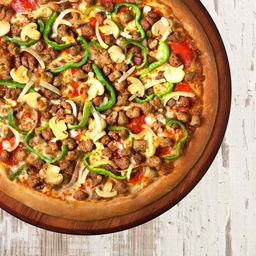 Pizza Individual de Supreme