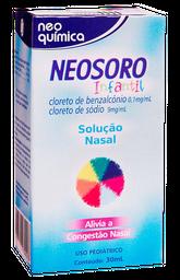 Neosoro Infantil 30 mL