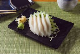 Sashimi Peixe Prego - 5 unidades
