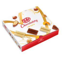 KITKAT Gifting I Love Nuts 92,8g BR