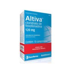 Altiva 120 mg 10 Comprimidos