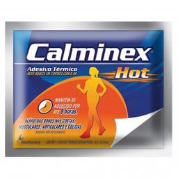 Calminex Hot Adesivo Termico