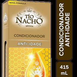 Condicionador Antiqueda E Antiidade Tio Nacho, 415Ml
