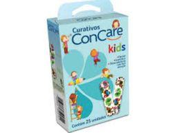 Curativo Concare Kids 25 Und
