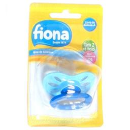 Chupeta Fiona Ext Air Classem N2 Azul