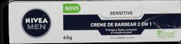 Creme Barba Nivea Sensível 65 g