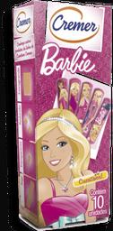 Curativo Barbie Cremer 10 Und