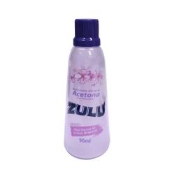 Removedor Esmalte Zulu 90 mL