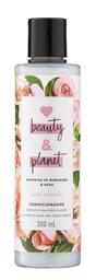 Condicionador Love Beauty Planet Manteiga Murumuru Rosa 300 mL