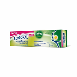 Creme Dental Flogoral 70 g