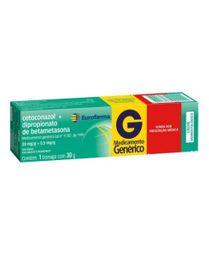 Cetoconazol + Betametasona Eurofarma Creme 30 g