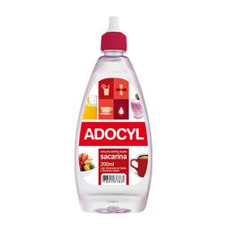Adoçante Líquido Sacarina Adocyl 200 mL