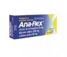 Anaflex 30 Comprimidos