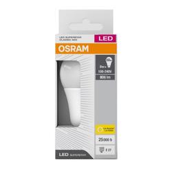 Lâmpada Led Bulbo 8W Bivolt Am Osram - Cód.2063868