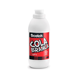 Cola Branca Scotch 3M 500 g - Cód.4042840